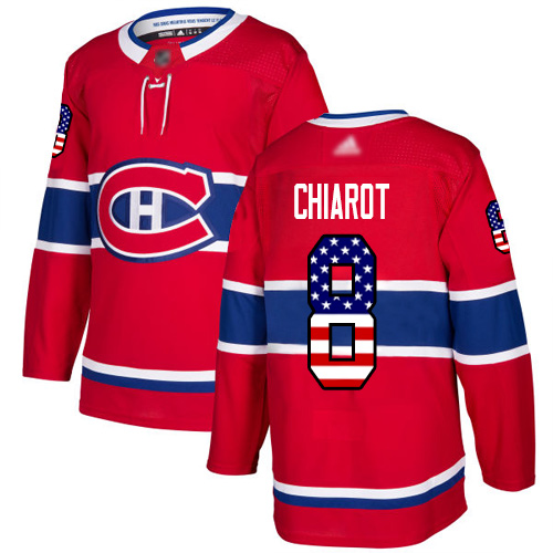Adidas Youth Andrew Shaw Authentic Camo Jersey: NHL #65 Montreal Canadiens Veterans Day Practice