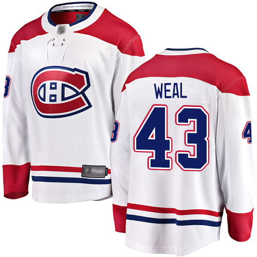Adidas Women's Antti Niemi Authentic White Jersey: NHL #37 Montreal Canadiens 2017 100 Classic