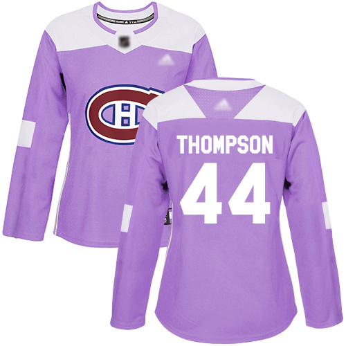 Fanatics Branded Women's Antti Niemi Breakaway Red Home Jersey: NHL #37 Montreal Canadiens