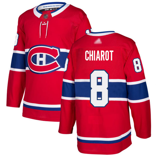 Reebok Women's Max Domi Authentic Red Third Jersey: NHL #13 Montreal Canadiens New CD