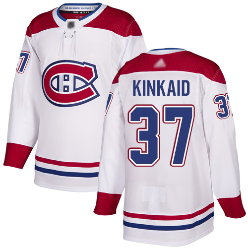 Fanatics Branded Youth David Schlemko Breakaway Red Home Jersey: NHL #21 Montreal Canadiens
